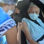 Prefeitura de Campina Grande inicia etapa da campanha de vacinação por drive thru neste sábado