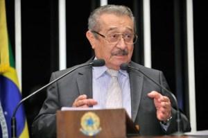 LUTO: Senador José Maranhão morre por complicações da Covid-19