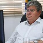 João Azevêdo defende fechamento de bares, restaurantes, escolas, igrejas e orla de João Pessoa por 15 dias