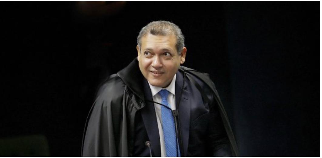 Nunes Marques vota contra suspeição de Moro em processos de Lula