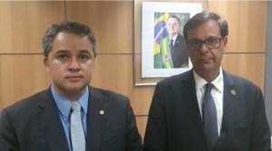 Ministro destaca empenho de Efraim Filho e promete investimento no Sertão da Paraíba