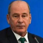 Ministro da Defesa, general Azevedo e Silva anuncia saída do governo