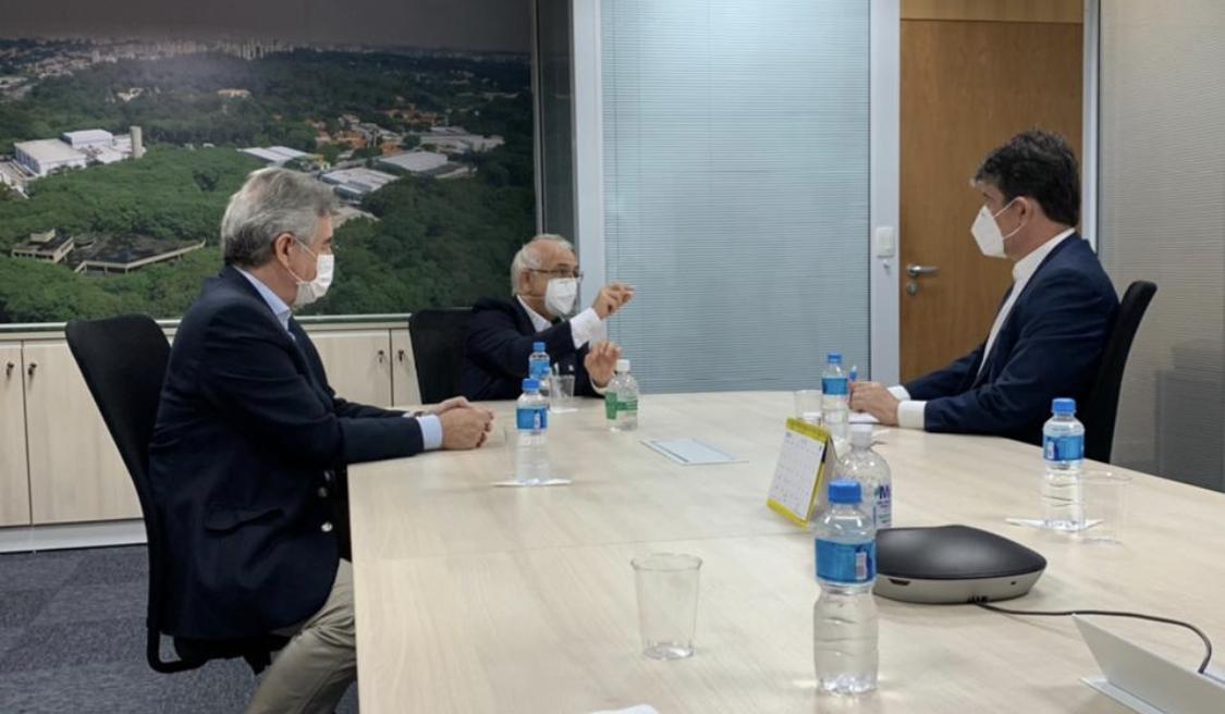 """""""Precisamos fortalecer o Butantan para proteger a população brasileira"""", defende Ruy, em visita ao Instituto"""