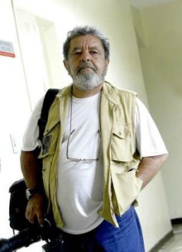 Fotógrafo do jornal Estado de Minas,  Beto Novaes