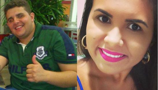 Luciano e Lara Melo de Moraes tiveram empresa contratada de maneira irregular