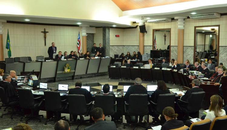 Desembargadores repudiaram PEC que pune juízes (Foto: Ag. TJ-MA)
