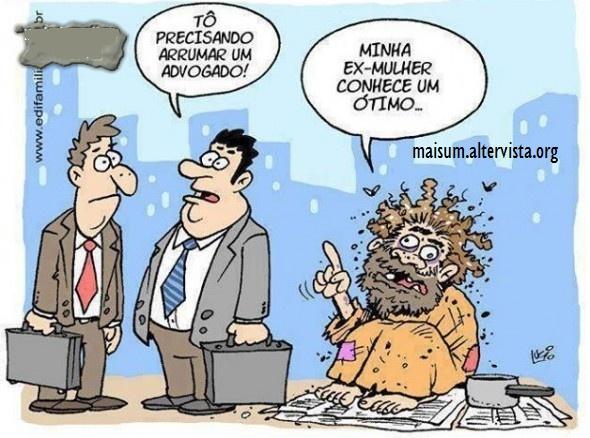 charge-advogado Humor -  Piadas de Advogados