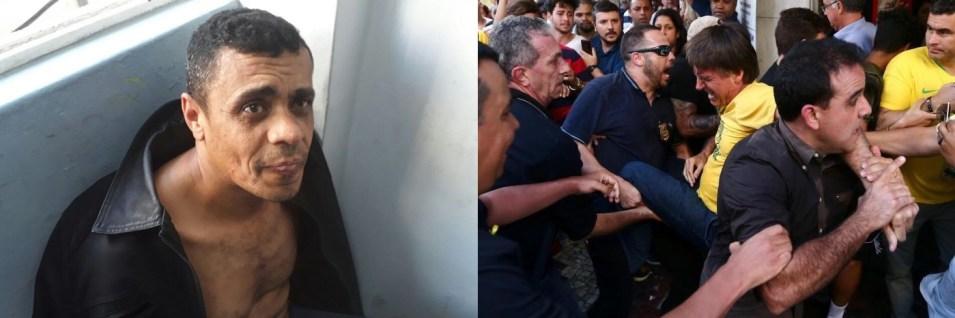 BOL4 Bolsonaro, o Desarmamento e o Atentado Covarde