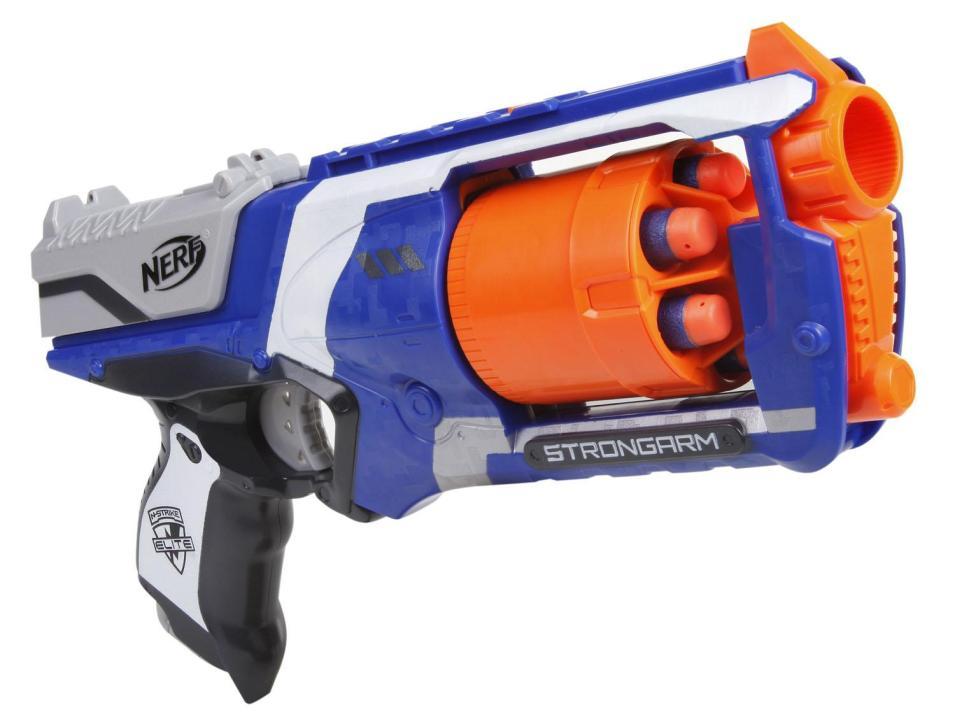 Arma-de-brinquedo Armas de Brinquedo: Sou a Favor