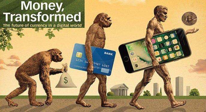 evolucao_dinheir Não Tenha Dúvidas: A Tecnologia Moldara o Futuro da Economia