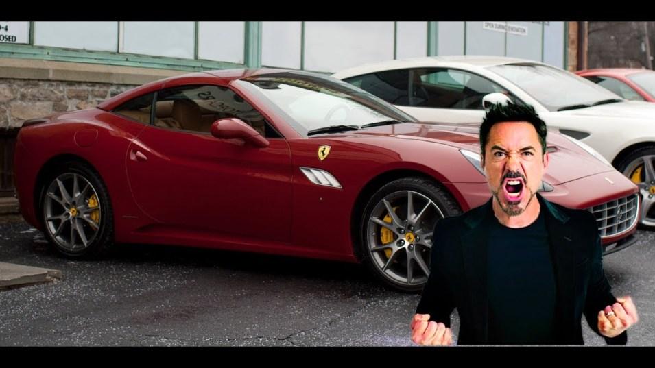 CRDJ O Inferno e a Redenção de Robert Downey Jr. (O Homem de Ferro)