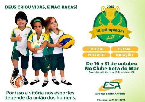 ESA Olimpiadas