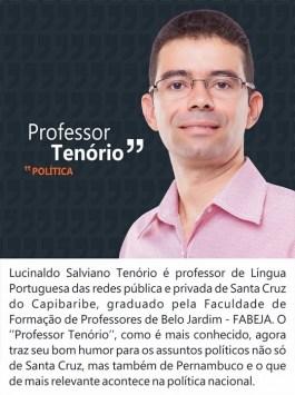 Professor Tenório OK