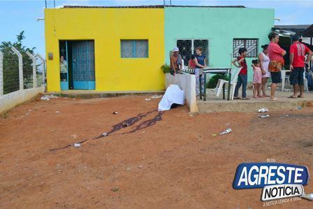 Corpo só foi localizado pela manhã - Foto: Blog Agreste Notícia