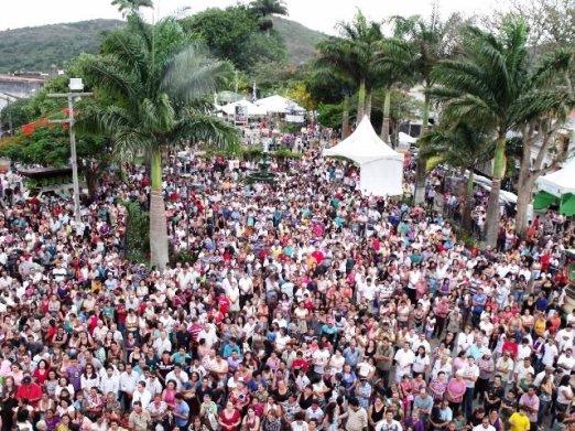 Edição anterior reuniu milhares de pessoas para as celebrações - Foto: Divulgação