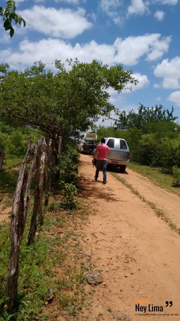 Local do crime - Foto: Agnaldo Silva