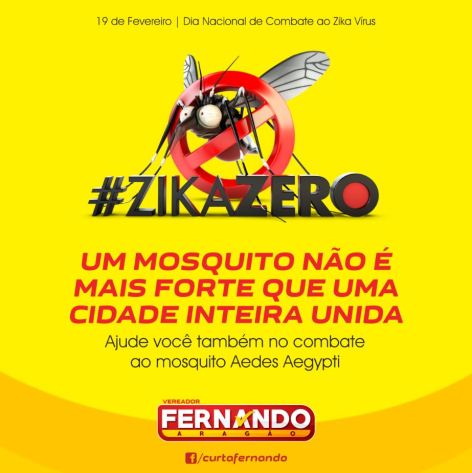 Campanha Zika
