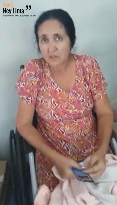 Mãe do radialista - Foto: Reprodução