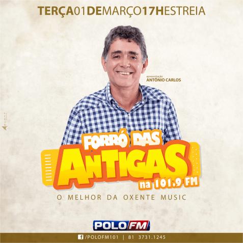 Forró das Antigas - Polo FM