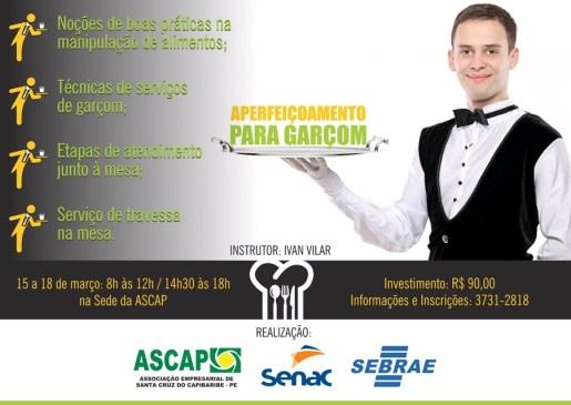 ASCAP Garçom