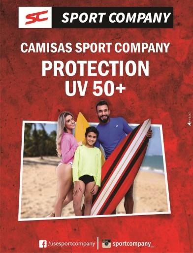 Sport Company  - 04 2016 - Proteção UV - 01