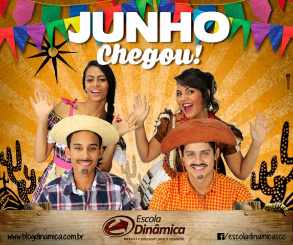 Dinamica São João 2016