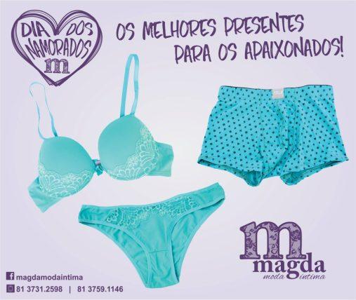 Magda Dia dos Namorados