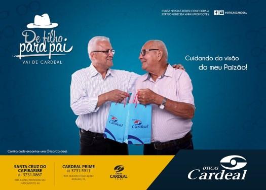 Óticas Cardeal Pais 07 2016
