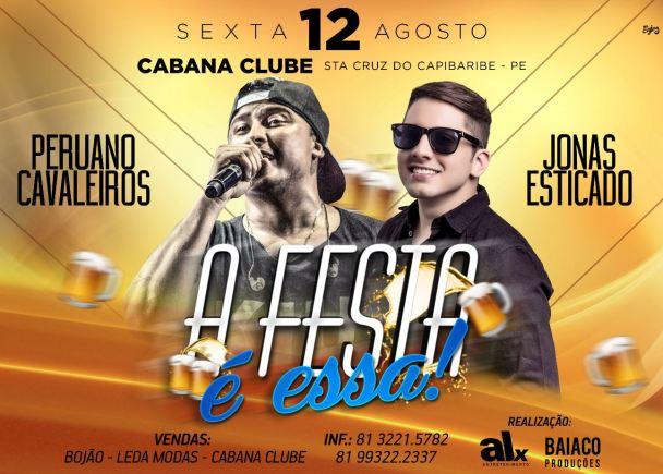 Evento Baiaco 08 2016