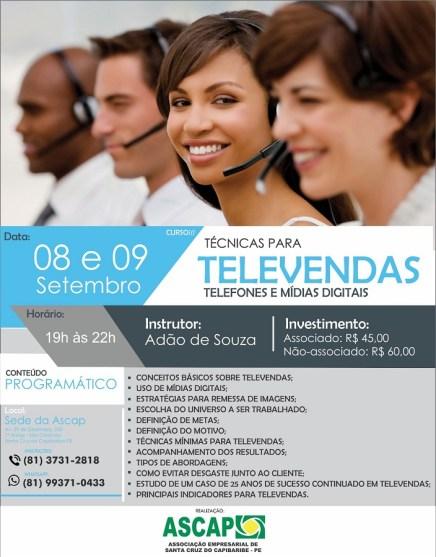 ASCAP Televendas