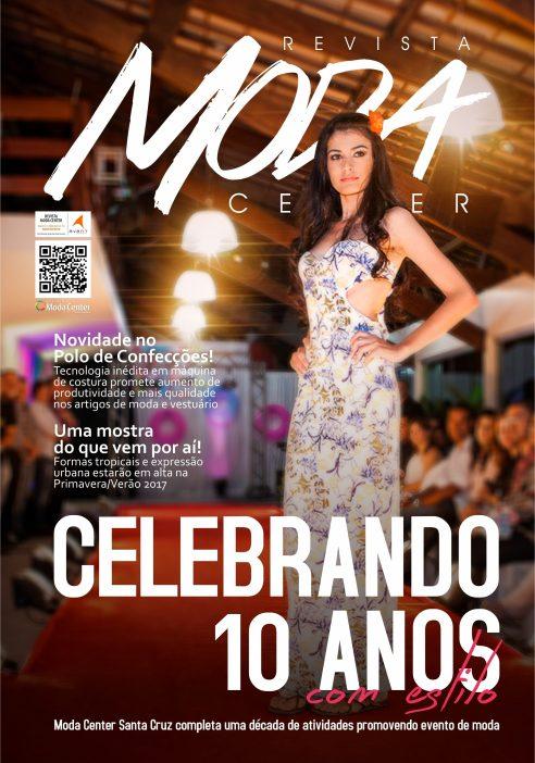Revista Moda Center agosto 2016