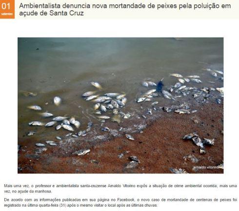 Matéria crime ambiental