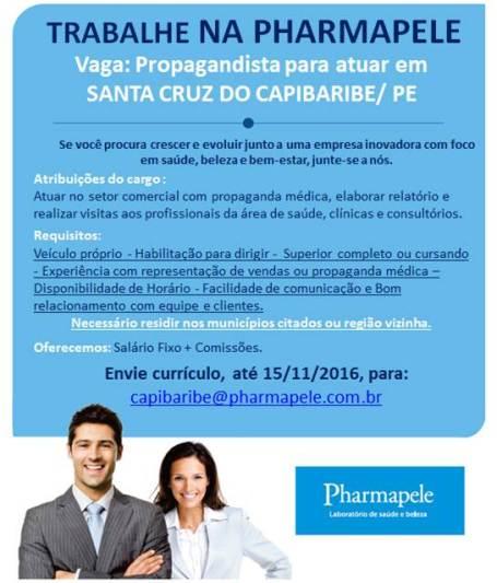 pharmapele-vagas-de-emprego