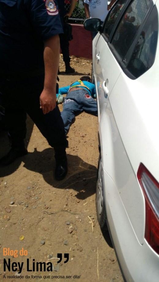 Guardador de carros assassinado