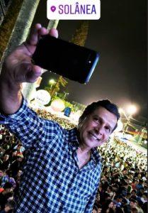 sj rb 209x300 - NINJA NA REDE: políticos paraibanos aproveitam a noite de São João por toda a Paraíba – CONFIRA