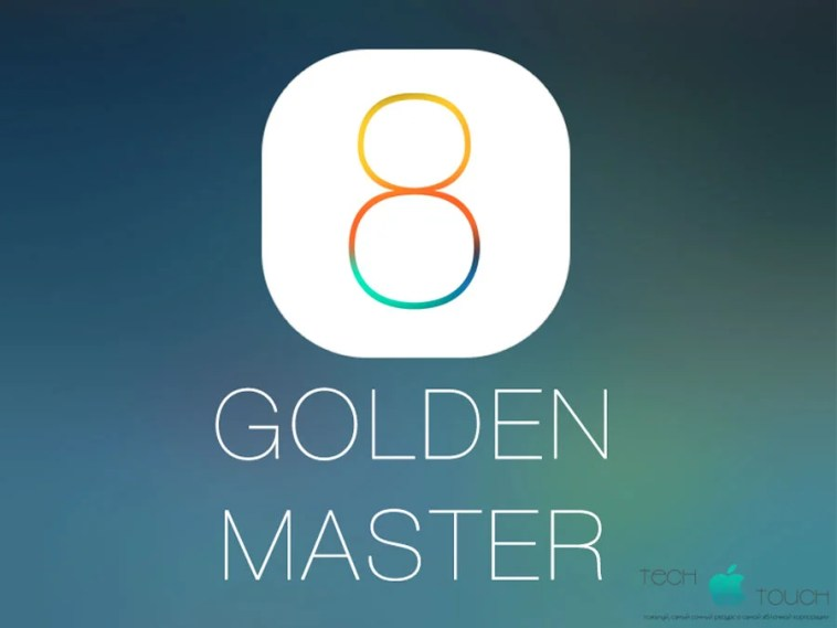 Apple iOS 8 Gold Master now available to download!   ブログ