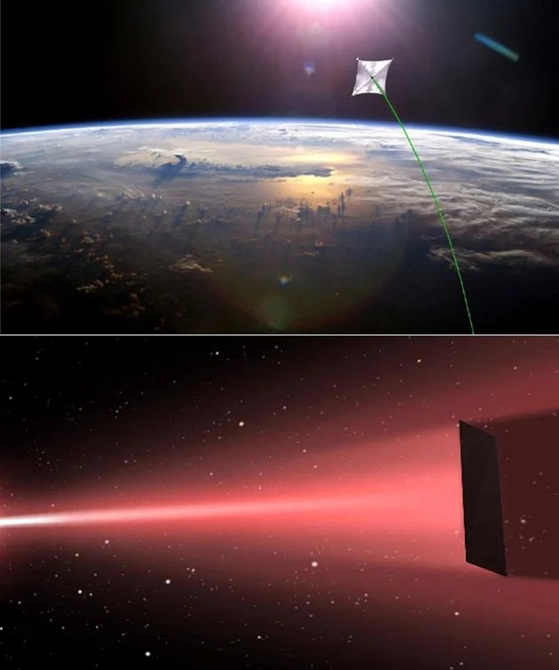 laser-propulsion
