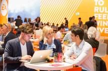 Impressionen Business Area, Stand: EA, Fotoshooting, gamescom 2016, Halle 4.1