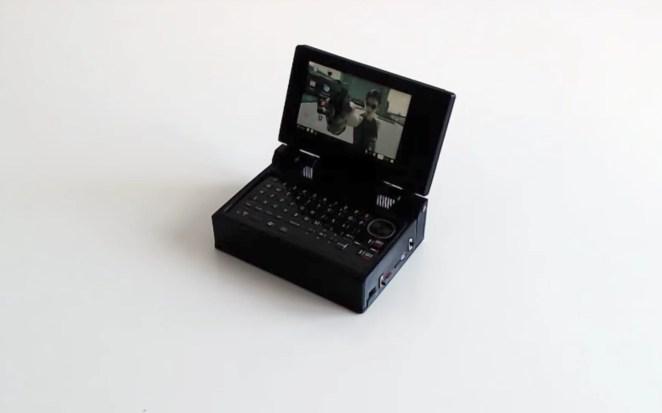 Handheld Linux Terminal v3