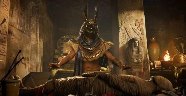 Next Week on Xbox - Assassins Creed Origins - Bild
