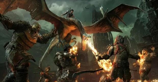 Diese Woche Auf Xbox - Mittelerde