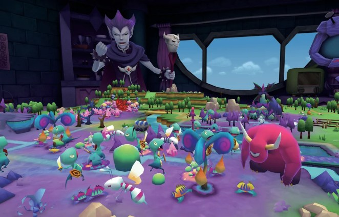 No Heroes Allowed! VR!