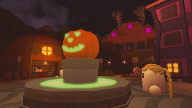 Roblox Hallows Eve Hero Screenshot