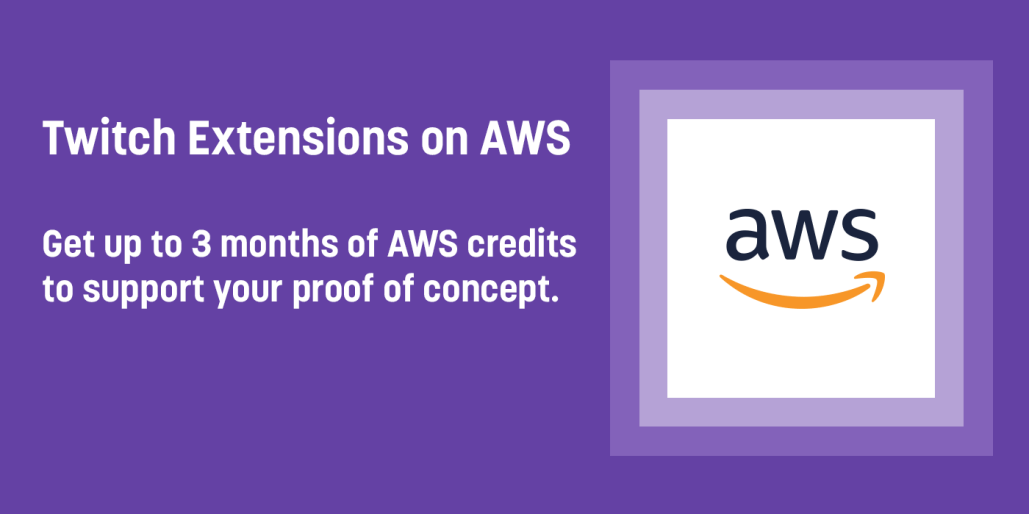 Introducing an AWS Credits Program for Extension Development