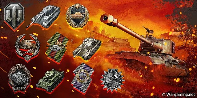 Let it Die – World of Tanks Collaboration
