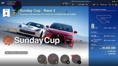 GT Sport Update