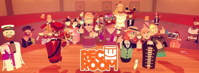 Rec Room for PS VR