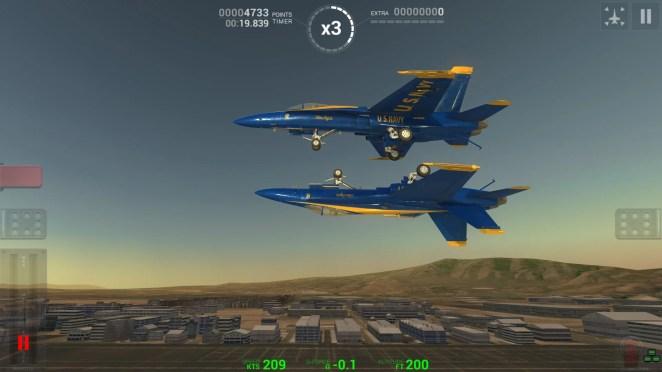 Blue Angels Screenshot