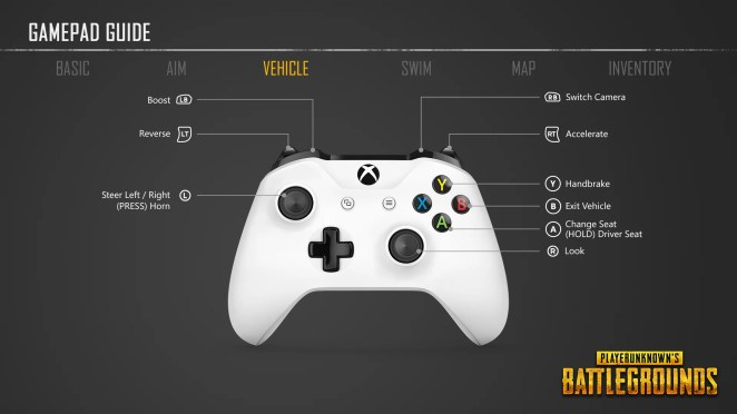 PUBG Controller Vehicle Image