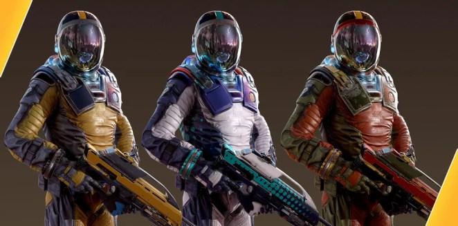 Farpoint Versus Expansion Pack: New Suits